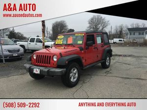 2008 Jeep Wrangler for Sale in Fairhaven, MA