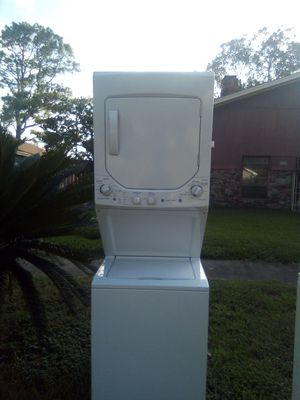 G. E. Stack washer and dryer for Sale in Houston, TX