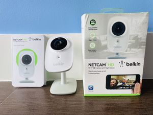 Belkin NetCam HD+ Wi-Fi for Sale in Miami, FL