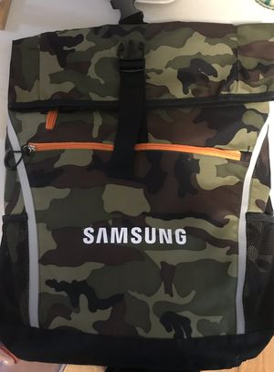 Backpack, brand new NEVER USED......PLEASE DO NOT ASK FOR MY PHONE NUMBER for Sale in New Egypt, NJ