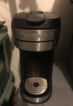 Faberware kcup coffee maker for Sale in Leesburg, VA