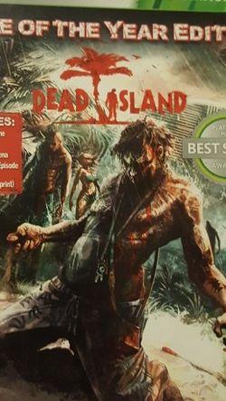 Xbox 360 Dead Island Game for Sale in Lakebay,  WA