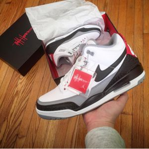 Jordan 3 Tinker DS size 10 with receipt for Sale in Chicago, IL