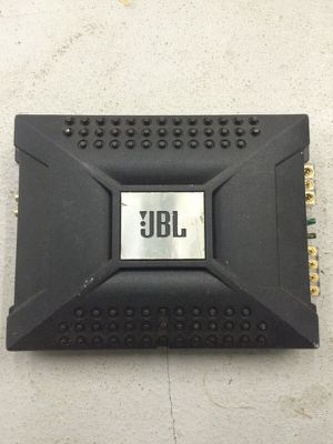 Old school jbl 300.1 amp for Sale in Pittsburgh, PA