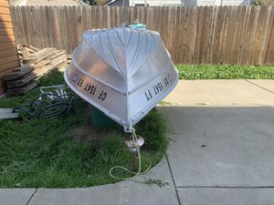 1974 Sears 12ft aluminum ribbitted boat for Sale in Bay Point, CA