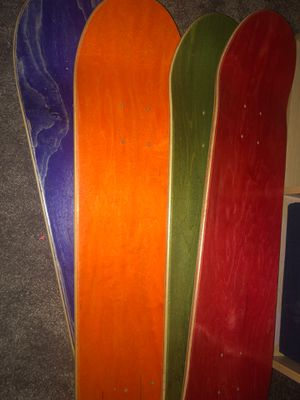 Skateboard decks for Sale in Snellville, GA