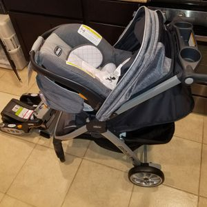 Chicco Bravo Trio Travel stroller for Sale in Richardson, TX