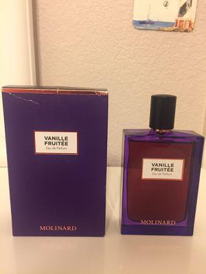 Molinard - Vanille Fruitee perfume for Sale in Las Vegas, NV
