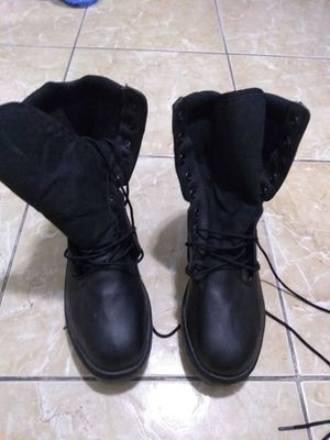 HEAVY DUTY WORK BOOT SIZE 9 OR 10 Brand New for Sale in Tampa, FL