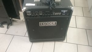 Fender guitar amp for sale very good condition tested and works perfectly for Sale in Newport News, VA