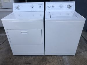 Kenmore washer and dryer for Sale in Lake Worth, FL