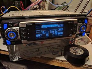 Eclipse CD 8443 Car Audio Stereo Receiver w/8V Preout old school for Sale in Long Beach, CA