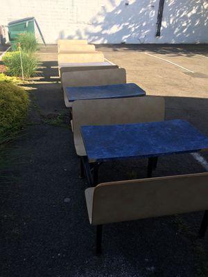 Picnic/restaurant tables for Sale in Bridgeport, CT