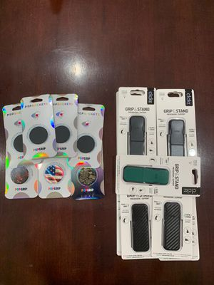 PopSockets and Grip&Stand for Sale in Upland, CA