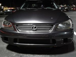 2JZGTE Lexus IS300 for Sale in Haines City, FL