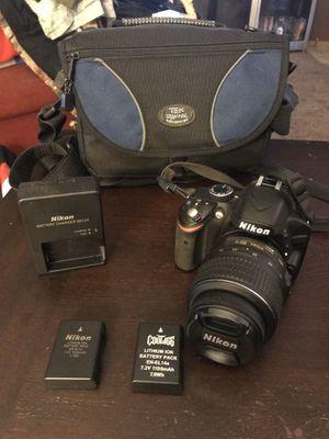Nikon D3200 24.3MP DSLR Digital Camera for Sale in Inverness, FL