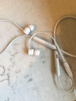 Beats: Beatsx Wireless earbuds for Sale in Stamford, CT