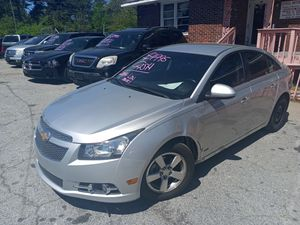 2014 CHEVY CRUZE FOR SALE RUN AND DRIVE GOOD WITH 89000 MILES ONE OWNER for Sale in Decatur, GA
