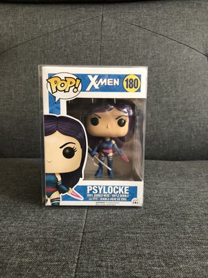 Psylock | X-Men | Funko Pop! for Sale in Everett, WA