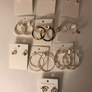 10pairs Earring Lot for Sale in Tacoma, WA