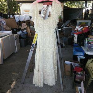 Vintage wedding dress for Sale in Auburndale, FL