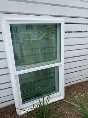 2 Impact Rated Vinyl Single Hung Windows for Sale in Santa Rosa Beach, FL
