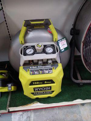 Ryobi Compressor for Sale in Sebring, FL