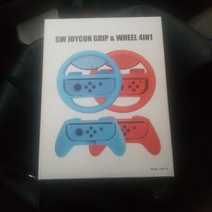 Nintendo Switch Controller Attachments for Sale in Loganville, GA