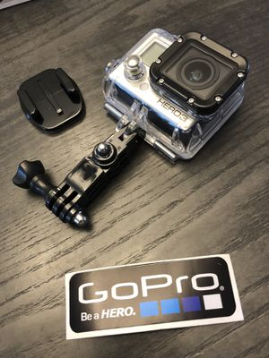 Hero 3 Go Pro with water proof case for Sale in Port Richey, FL