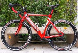 14 Speed Aluminum Racing Bike. Size 54. Brand New. Professionally Assembled & Available Today! for Sale in Coral Gables, FL