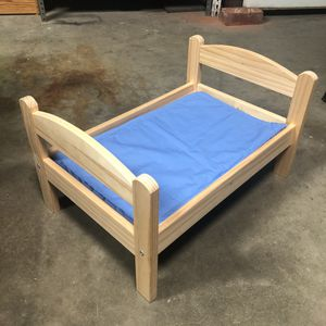 20x13 wooden kids play toy bed for Sale in Los Angeles, CA