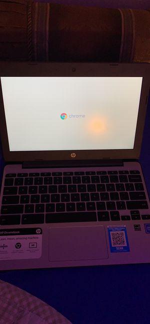 HP Chromebook for Sale in Leavenworth, KS