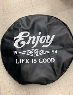 Jeep tire cover for Sale in Germantown, MD