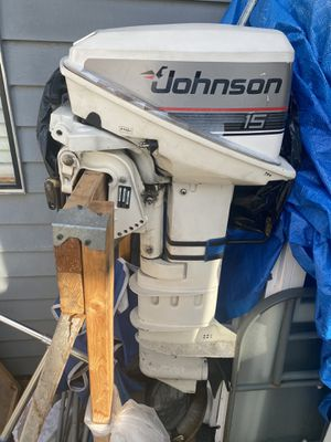 Outboard Motor for Sale in Federal Way, WA