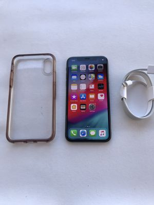 iPhone X 64GB Factory Unlocked T-Mobile Verizon Att MetroPCS , Boost , Cricket , Simple Mobile , Telcel , Movistar , Mexico , Gsm for Sale in Hacienda Heights, CA
