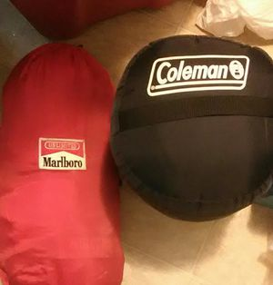2 sleeping bags $30 for Sale in North Ridgeville, OH