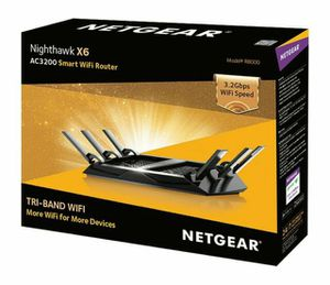 Night hawk / netgear wifi router for Sale in Leominster, MA