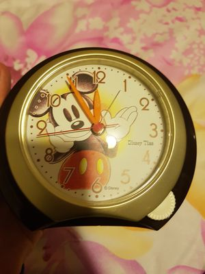 Disney Mickey Mouse Vintage Clock for Sale in Anaheim, CA