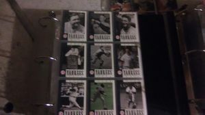 Baseball card collection for Sale in Boring, OR