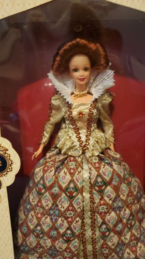 Barbie Elizabeth Queen for Sale in New Port Richey, FL