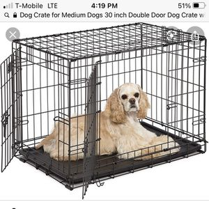 Dog Crate for Sale in Buckley, WA