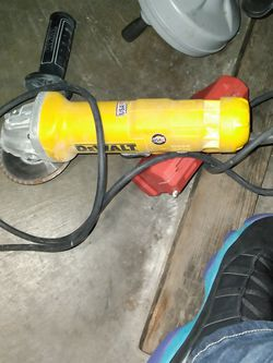 Dewalt Grinder for Sale in San Jose,  CA