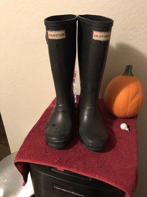 Hunter Girl Rain Boots for Sale in Bakersfield, CA