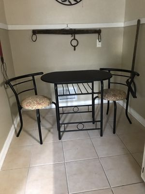 3 Piece Dinette for Small Space for Sale in Bexley, OH
