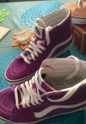 New high top vans for Sale in Covina, CA