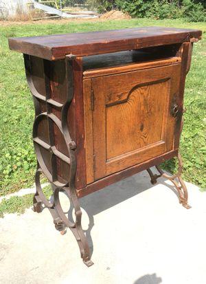 Antique work cabinet - parts circa 19 & 20 century for Sale in Provo, UT