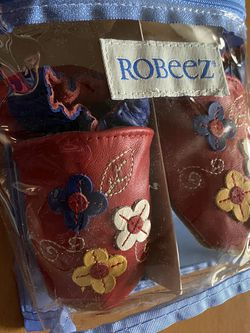 Robeez 6-12 Months Leather Shoes for Sale in Falls Church,  VA