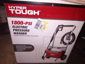 Hyper tuff pressure washer for Sale in San Francisco, CA