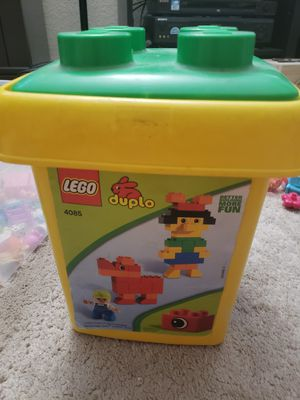 Lego duplo for kids for Sale in Alhambra, CA