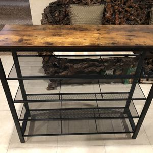 Shoe Rack Storage Organizer for Sale in Old Bethpage, NY